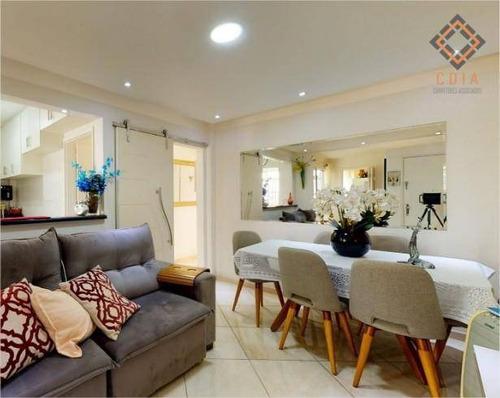 Apartamento Para Compra Com 2 Quartos E 1 Vaga Localizado Em Pinheiros - Ap54264