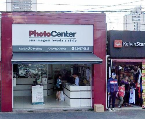 Ponto Comercial Para Venda Em Suzano, Vila Costa - Pc001_1-1856538