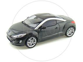 1:18 - Norev Peugeot Rcz 2010 - Cinza