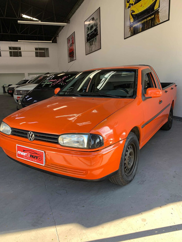 Imagem 1 de 5 de Volkswagen Saveiro 1999 1.6 Mi Cl 2p Álcool