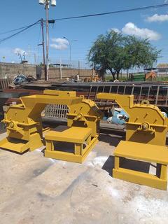 Molinos Oro Mediana Minería Cap. H25 Y H60
