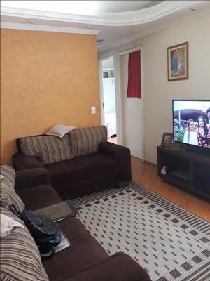 Apartamento Em Vila Carmosina, São Paulo/sp De 69m² 3 Quartos À Venda Por R$ 295.000,00 - Ap233585