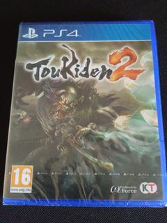 Toukiden 2 Ps4 Fisico Nuevo Sellado