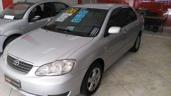 Toyota Corolla Xei 1.8 2006 - Manual - Impecável