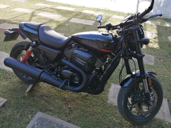 Harley Davidson Streetrod 750 2019