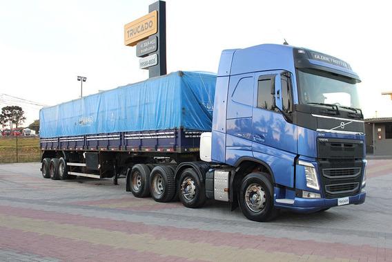 Caminhão Volvo Fh 500 4 Eixos Ano 2016 - Carreta Ls