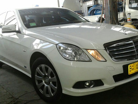 Mercedes Benz Clase E Sedan 2011