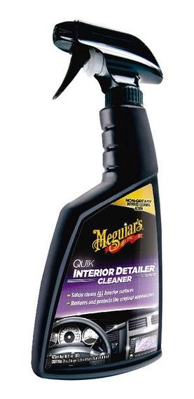 Detallador Quik Detailer Interior P/meguiars X 473 Ml #1029 Meguiars G010-07-14-03