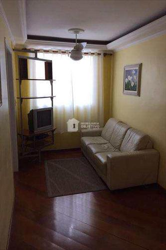 Imagem 1 de 11 de Apartamento Com 2 Dorms, Portal Do Morumbi, São Paulo, Cod: 1475 - A1475