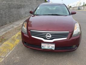 Nissan Altima 2.5 Sl At Piel Cvt 2010