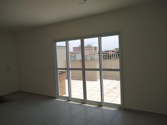 Cobertura De 127m² 3 Dorm. Com 01 Suíte - Vila Camilópolis