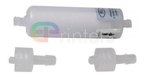 4 Und Filtro De Tinta Impressora Solvente 80mm (tubo)