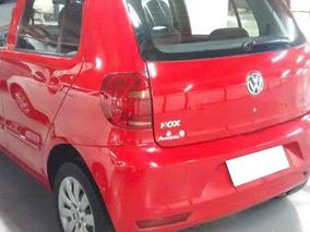 Volkswagen Fox 1.0 Mi 8v Flex 4p Manual 2010 Cor Vermelho