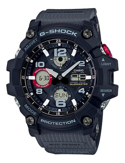 Relógio Casio - G-shock - Mudmaster Solar - Gsg-100-1a8dr