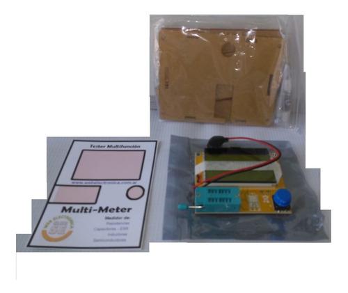 Multi-check Probador Esr (capacheck Compometer Probatrans)