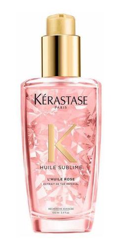 Tratamiento Aceite De Argan Rosé Elixir Ultime Kerastase