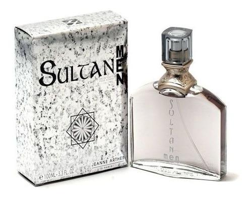 Edt 3.3 Onzas Sultan  Por Jeanne Arthes Para Hombre En Spray