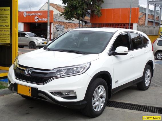 Honda Cr-v Sdr Exlc 4wd
