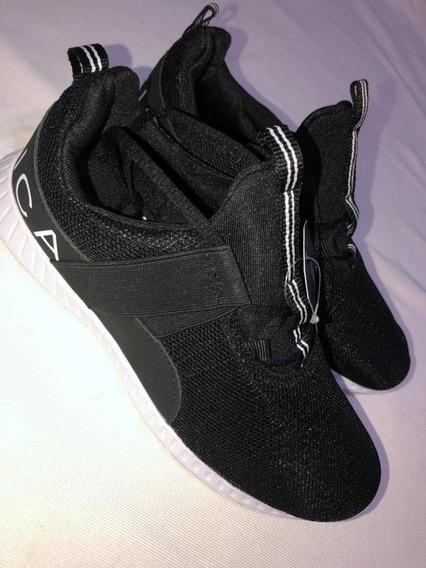 Zapatos Náutica Originales Negros Y Azules 40 Verdes