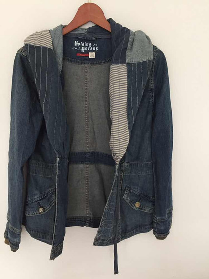 Campera Mujer Jean Talle S