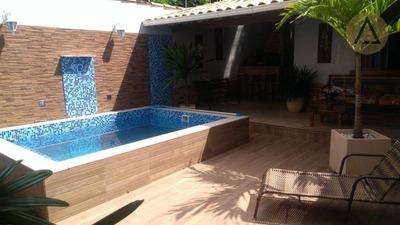 Casa Com 3 Dormitórios À Venda, 135 M² Por R$ 650.000 - Glória - Macaé/rj - Ca0620