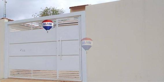 Casa Com 2 Dormitórios Para Alugar, 60 M² Por R$ 900/mês - Jardim Riviera - Botucatu/sp - Ca0725