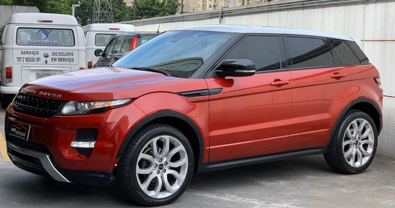 Land Rover Evoque 2.0 Si4 Dynamic Tech Pack 5p 2012