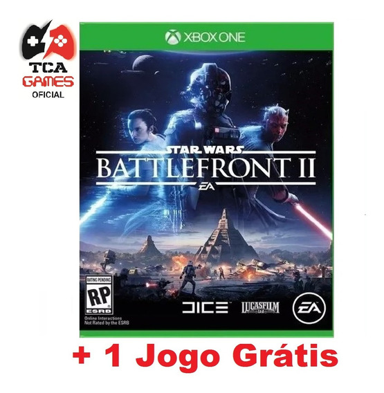 Star Wars: Battlefront 2 Xbox One Mídia Digital