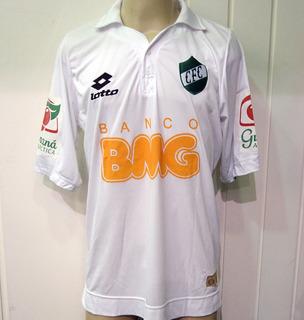 Camisa Coritiba Lotto Guaraná De Jogo #14 Gg