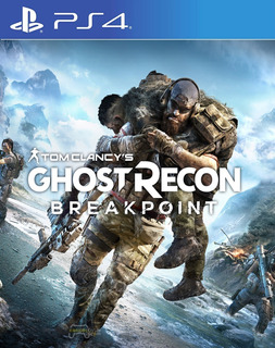 Tom Clancys Ghost Recon Breakpoint Ps4 Sec-2  Kaisergames