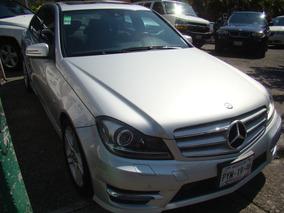 Mercedes Benz Clase C 1.8 250 Cgi Sport At 2012