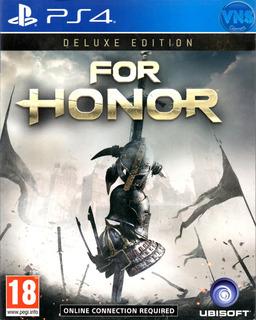 For Honor - Deluxe Edition - Ps4 - Novo - Lacrado