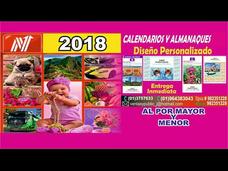 Diseños Personalizados, Calendarios Y Almanaques