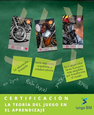 Certificación Iungobm Teoría Del Juego En El Aprendizaje