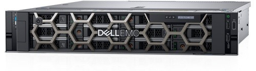 Servidor Dell Poweredge Rack R540h Intel Silver 4110 2.1ghz