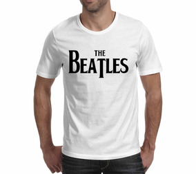 Camiseta The Beatles 3 - Branca