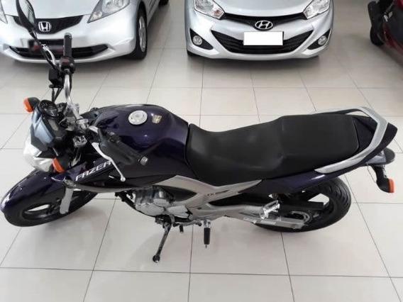 Yamaha Ys 250 Fazer Roxa
