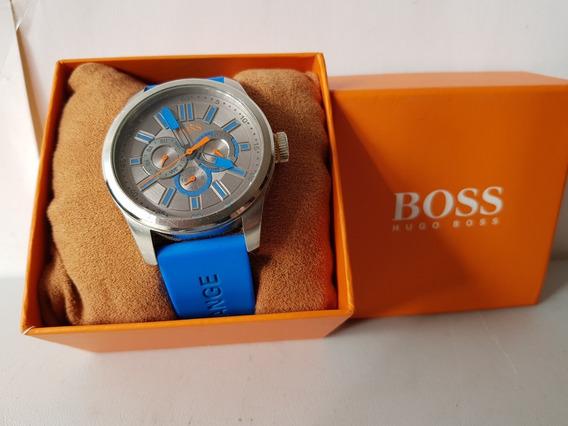 Reloj De Caballero Hugo Boss Orange Sin Fallas Hermoso