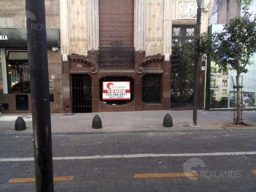 Imagen 1 de 15 de Alquiler Local Semisotano A La Calle Y Patio Al Estilo Londres O Washington Retiro