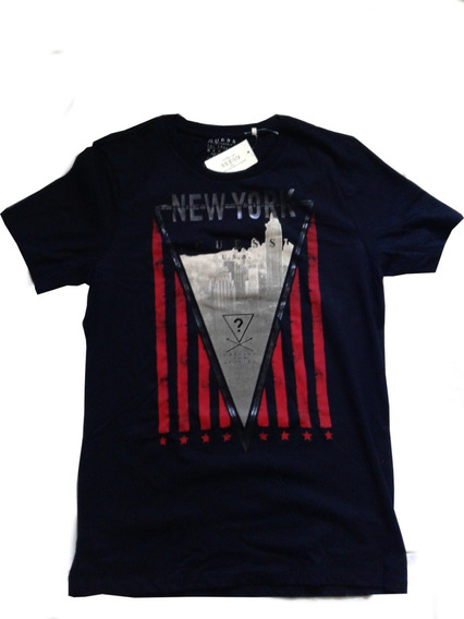 Playera Guess Importada