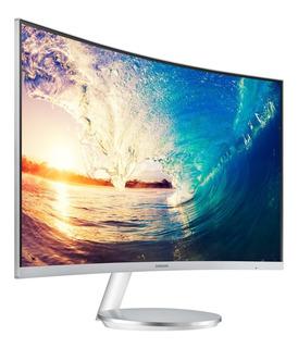 Monitor Curvo Led 27 Pulgadas Samsung F591 Full Hd Freesync