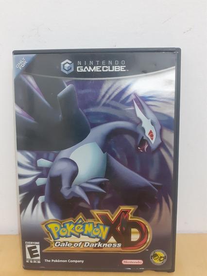Pokemon Xd Gale Of Darkness Nintendo Game Cube Sem O Jogo