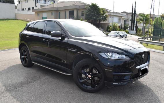 Jaguar F-pace 2018 2.0 Gasolina