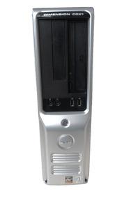 Computador Dell Dimension C521 Athlon 64 4gb Hd160 Dvd-rw