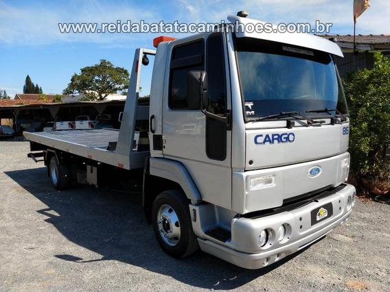 Ford Cargo 815 E Plataforma Guincho 2003 Com Asa Delta !