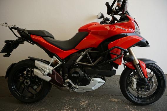 Ducati Multistrada 1200 - Só 14.000 Km - Com Acessórios !!