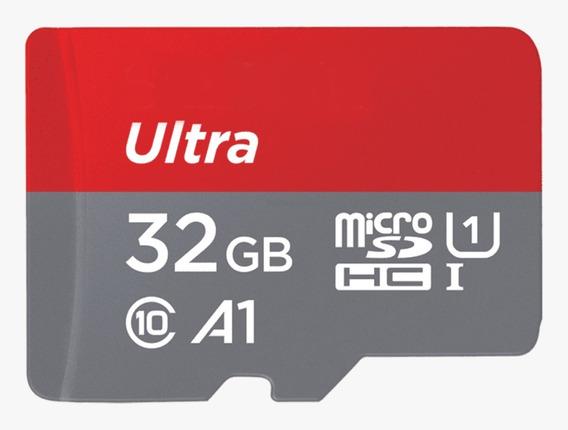 Cartao Memoria Micro Sdhc Ultra 98mb/s 32gb Moto Z X Drone