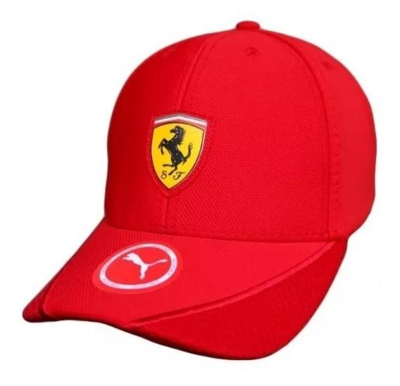 Gorro Scuderia Ferrari Formula 1
