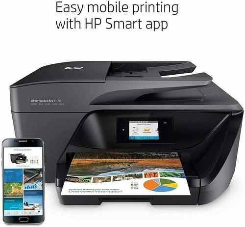 Imagen 1 de 8 de Nueva Impresora Inalámbrica Todo En Uno Hp Officejet Pro...