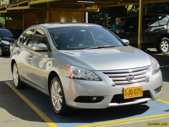 Nissan Sentra Exclusive 1800 At Ct